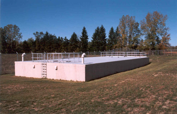 Chelsea, Michigan Wastewater Treatment Project.
