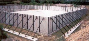 Open Top Precast Concrete Tank We Do Tanks