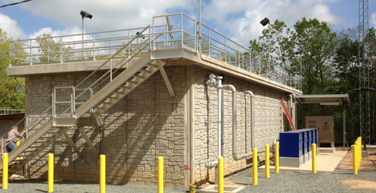 Precast Concrete Products, Specialty Pumps, Process Systems.